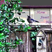 Home Sweet Home 1 Art Print