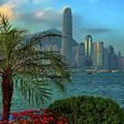 Hong Kong Mornings Art Print
