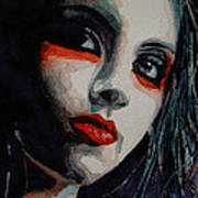 Honky Tonk Woman Art Print
