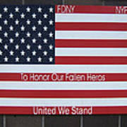 Honor Fallen Heroes Art Print