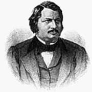 Honore De Balzac (1799-1850) Art Print by Granger