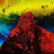 Hopi Sky Art Print