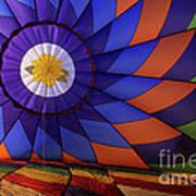 Hot Air Balloon 13 Art Print