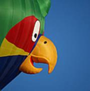 Hot Air Balloon 2 Art Print