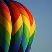 Hot Air Balloon 3 Art Print