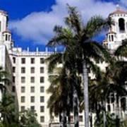 Hotel Nacional De Cuba Art Print