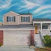 House Commision Art Print