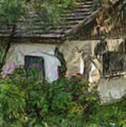House For Sale Art Print