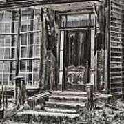 House Of Windows Art Print