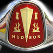 Hudson Grill Ornament  Art Print