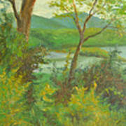 Hudson Highlands View Art Print
