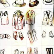 Human Presence Without Human Form Art Print