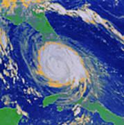 Hurricane Art Print