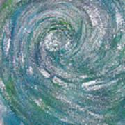Hurricane Of Light Art Print