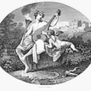 Hymen And Cupid Art Print