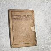 Hymnal Art Print