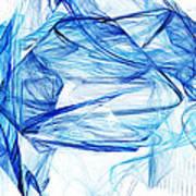 Ice 002 Art Print