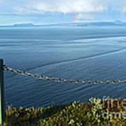 Iceland Rainbow - 02 Art Print