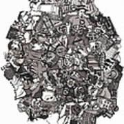 Idiomatic 160 Plus Art Print