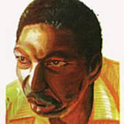 Idrissa Ouedraogo Art Print
