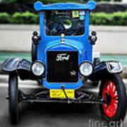 I'm Cute - 1922 Model T Ford Art Print
