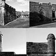 Images Of The Old Castillo Art Print