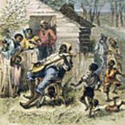 In Old Virginny, 1876 Art Print
