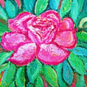 In The Garden Of Happiness Art Print