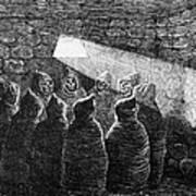 Inca Tomb: Chulpa Art Print