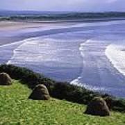 Inch Beach, Co Kerry, Ireland Art Print