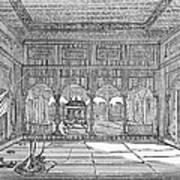 India: Hindu Temple Art Print