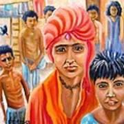 India Rising -- Prince Of Thieves Art Print
