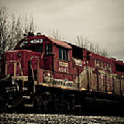 Indiana Southern Print by Off The Beaten Path Photography - Andrew Alexander