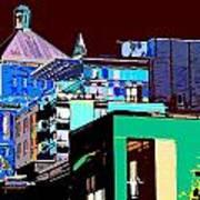 Inner City Art Print