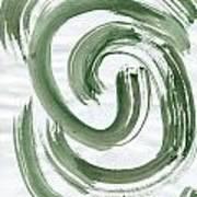 Inner Hurricane Art Print