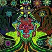 Innerspace Dreambeing Art Print