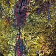 Inside The Volcano Art Print