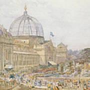 International Exhibition Art Print by Edward Sheratt Cole
