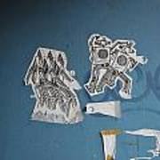 International Robots Art Print