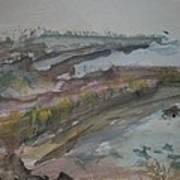 Inverness Shoreline Art Print
