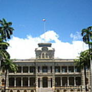 Iolani Palace - No. 003 Art Print