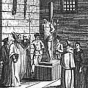 Ipswich Martyr, 1555 Art Print by Granger