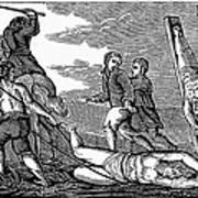 Ireland: Cruelties, C1600 Art Print by Granger