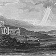 Ireland: Dunbrody Abbey Art Print