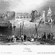 Ireland: Galway, C1840 Art Print