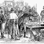 Irish Land League, 1886 Art Print by Granger