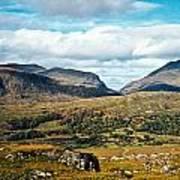 Irish Landscape 100 Art Print