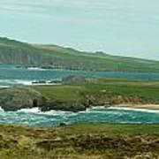 Irish Sea Coast 3 Art Print