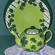 Irish Tea Art Print