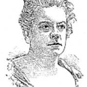 Isabel Florence Hapgood Art Print